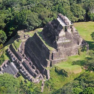 Xunantunich in Belize