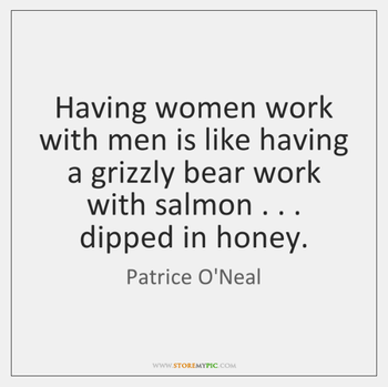 Patrice Oneal - Work