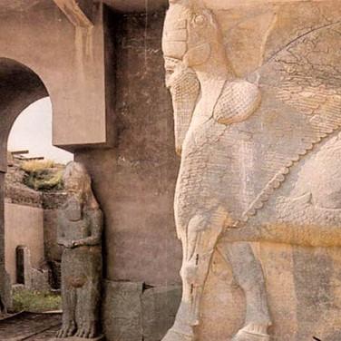 Nimrud City