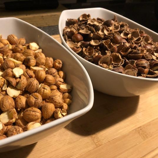 Shelled Acorns