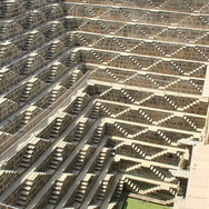 Endless Stairs in India