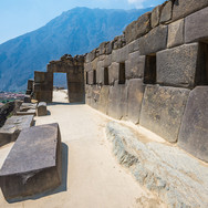 Ollantaytambo Doorway
