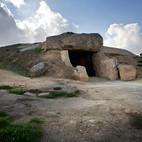Cueva de Menga Antequera Spain