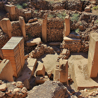 Gobekli Tepe in Turkey #2