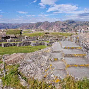 Throne of the Inca