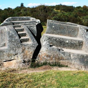 Sayhuite Broken Megalith