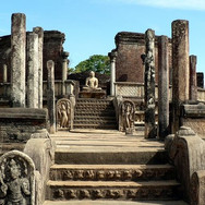 Polonnaruwa Stairs