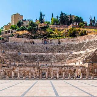 Roman Ampitheater, Amman