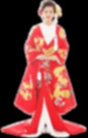 夢館京都白無垢色打掛引振袖外拍攝影