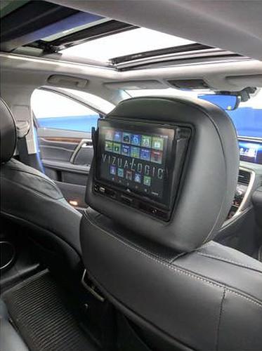 2017 Lexus RX350