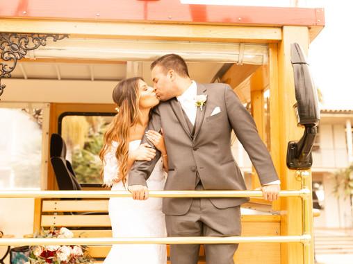 Lover's Trolley:: Santa Barbara, CA