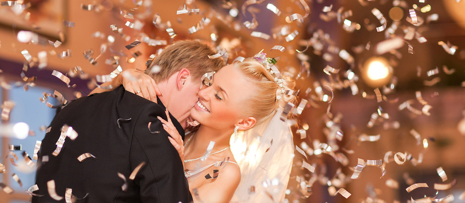 top 5 ways to make your wedding day epic!