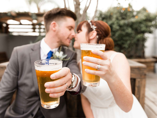 Love Is Brewing:: Jacob & Kelsey Fuette