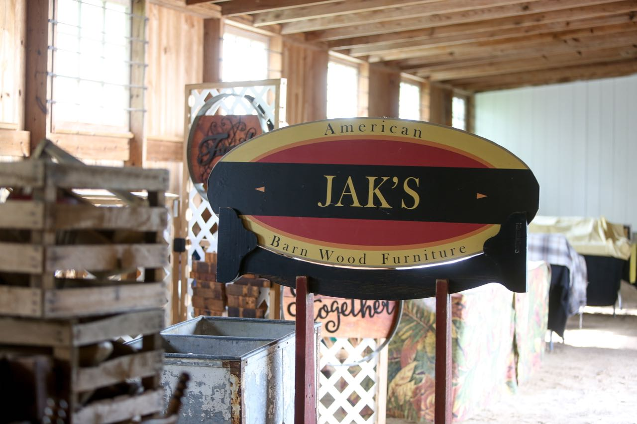 Jak's Barnwood Furniture