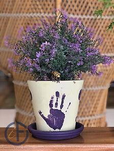 Winterberry Farm Craft class flower pot.jpgng