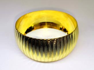 צמיד זהב רחב