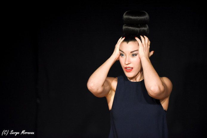 The Contemporary Dance - Cabaret Clown