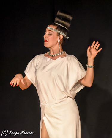 Cléopâtre - Cabaret Clown