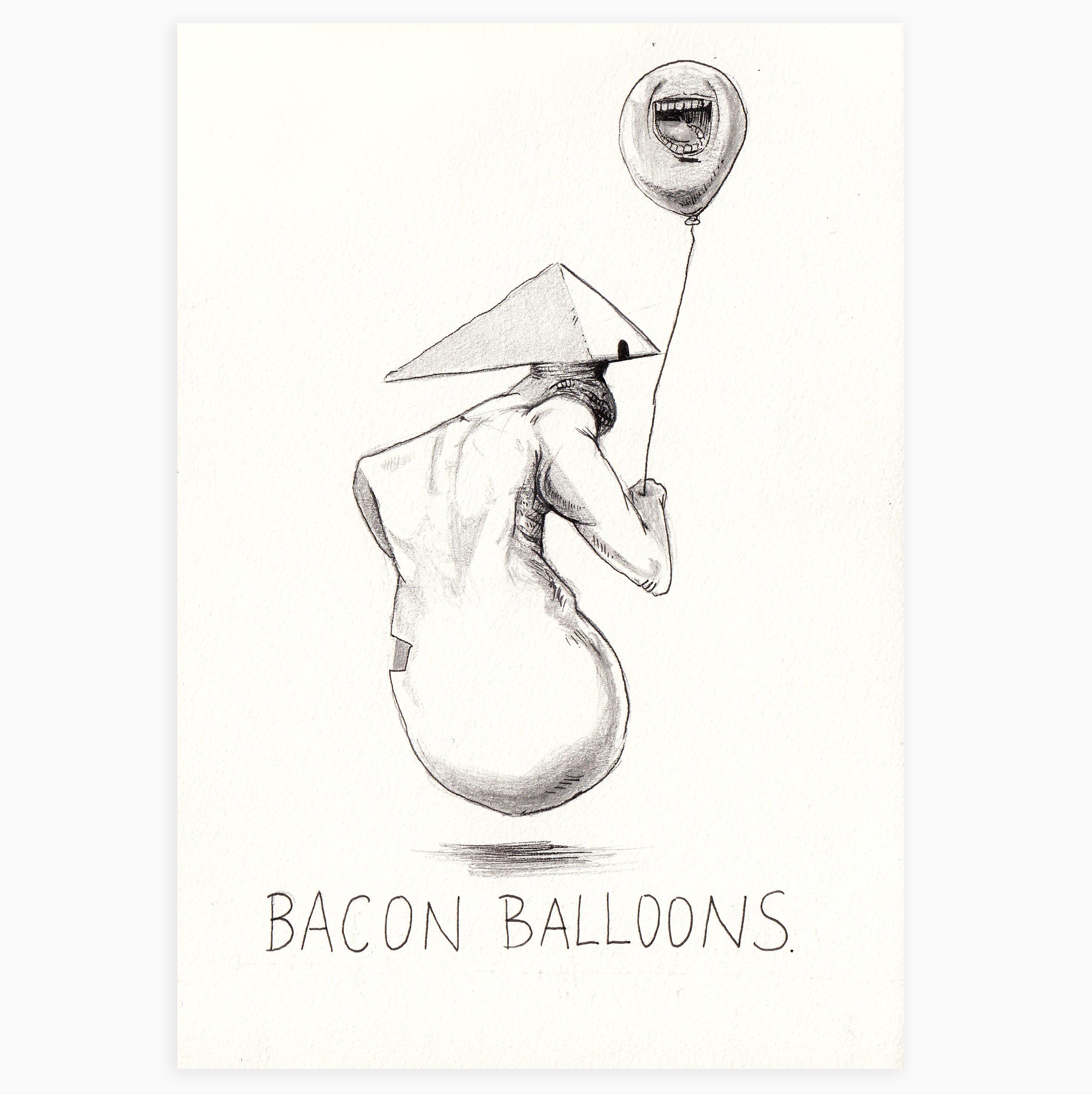 bacon balloons