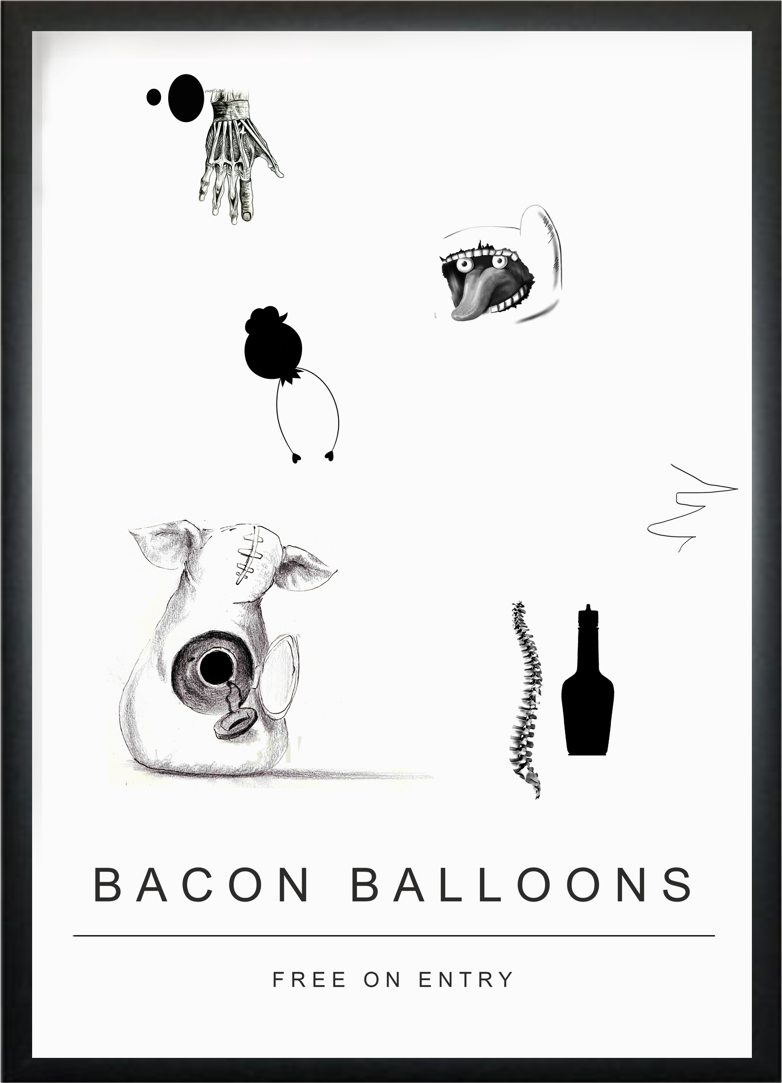 bacon balloons