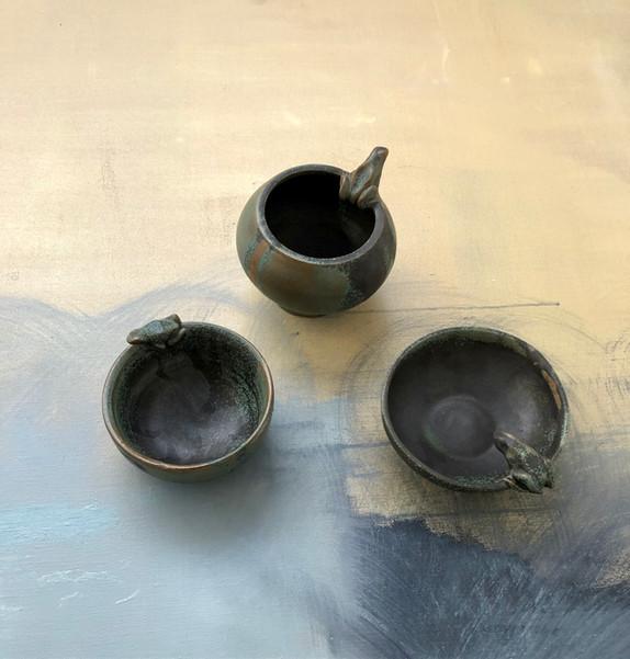 Frog Bowls