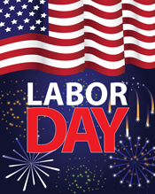 2020 Labor Day