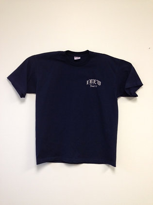 #7 Script T-Shirt (Black)