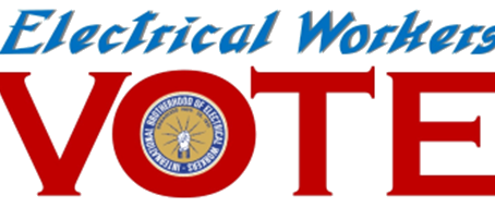 Electrical Workers Vote