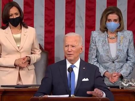 President Joe Biden Backs Unions in Congress