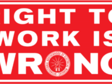 Illinois Moves to Ban Right-to-Work Laws