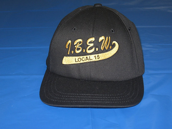 #5 Black Standard Ball Cap