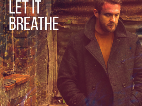 NEWS: Gareth Lewis releases 'Let It Breathe'