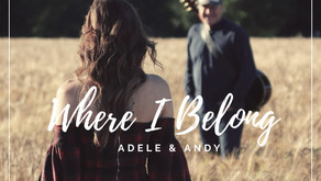 News: Adele & Andy set to release 'Where I Belong - EP'