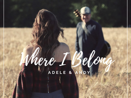 EP Review - Where I Belong - Adele & Andy