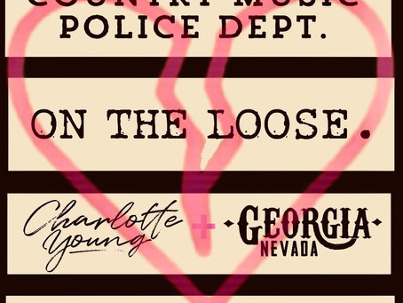 NEWS: Charlotte Young & Georiga Nevada release traditional country heartbreaker, 'On the Loose'