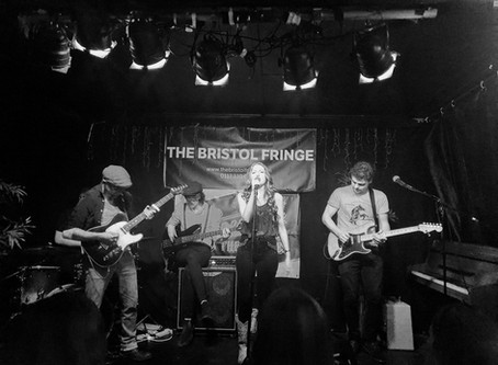 Gig Review: Taynee Lord & The Crookes Presents a night of UK Country Music