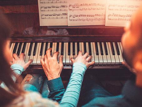 Inspiring young people through music