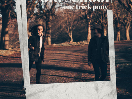 NEWS: One Trick Pony set to release 'Old School'