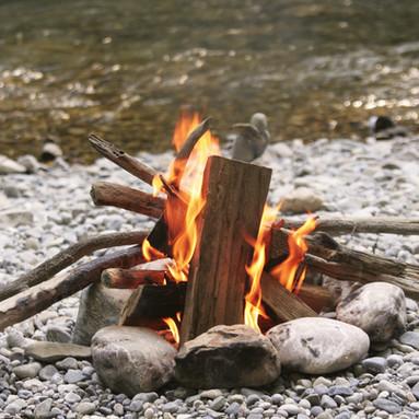 Wyoming Congressional Award expedition camping