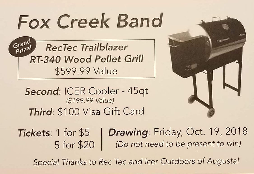 Band Booster Fundraiser