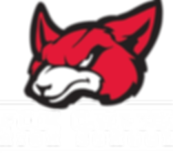 Fox Creek High School Logo With White text