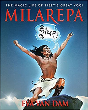 MILAREPA THE MAGIC LIFE OF TIBETS GREAT YOGI GN