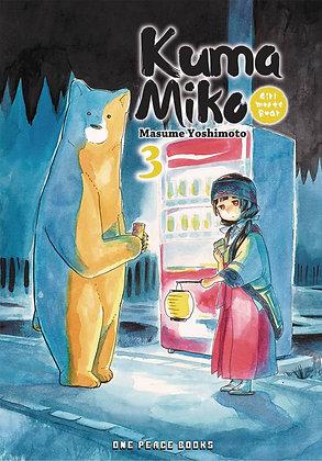 KUMA MIKO GIRL MEETS BEAR GN VOL 03