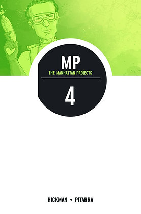MANHATTAN PROJECTS TP VOL 04 FOUR DISCIPLINES