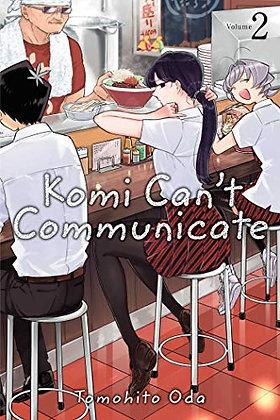 KOMI CANT COMMUNICATE GN VOL 02