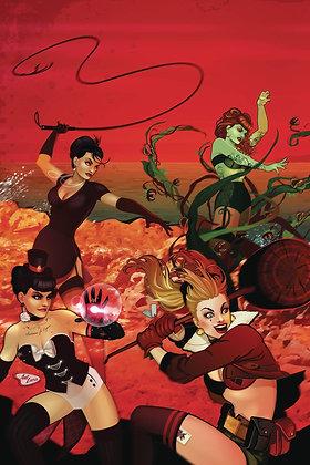 DC COMICS BOMBSHELLS TP VOL 03 UPRISING