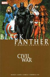 BLACK PANTHER CIVIL WAR TP