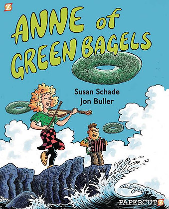 ANNE OF GREEN BAGELS GN