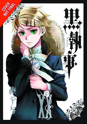BLACK BUTLER GN VOL 20