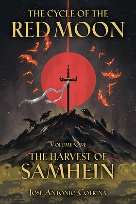 CYCLE OF RED MOON TP VOL 01 HARVEST OF SAMHEIN